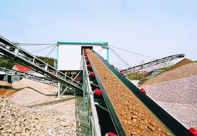 Foerderband Conveyor